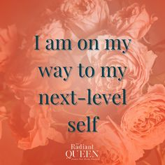 """""""I may not always know the next step, but I am on my way to my next-level self. Drop a 💜 below if that's you too!"""" Emotionally Drained, Collective Consciousness, Four Letter Words, Cellular Level, Life Happens, Body And Soul, Divine Feminine, Stressed Out, My Way"""