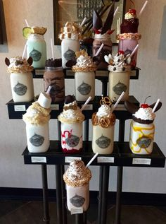 Toothsome Chocolate Emporium at Universal CityWalk!!