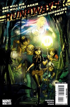 Runaways (2008) Issue #11 - Read Runaways (2008) Issue #11 comic online in high quality
