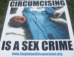 circumcision protest | Mohels protest restriction on 'suction' during circumcision