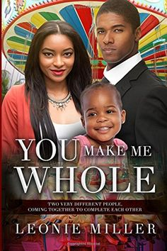 You Make Me Whole: A Marriage And Pregnancy African American Romance by Leonie Miller. A heart warming 'coming to maturity' romance by Leonie Miller of African American Club. Ray is the ultimate party girl. She enjoys a life of hopping from small job to small job, and having absolutely no responsibilities. However, when money troubles arise, her mother only agrees to help if she goes on a date with shy accountant Carter. Ray agrees, but it's pretty clear from the start they're not the...