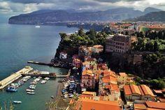 Sorrento, oraşul care te recheamă - Ioana Vesa Sorrento, River, Outdoor, Outdoors, Outdoor Games, The Great Outdoors, Rivers