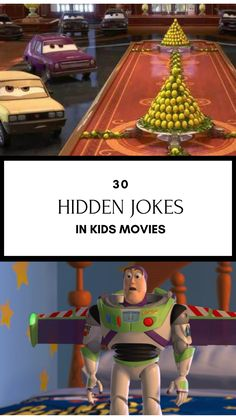 It's become common for production companies to include funny jokes and secret Easter eggs in their movies. But many times in kids movies and tv shows, the Easter eggs and jokes aren't meant for the ki Elmo, Funny Jokes, Hilarious, Production Company, Movies And Tv Shows, Pixar, I Laughed, Funny Pictures, Easter Eggs