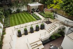 St-John's garden by Modular Garden