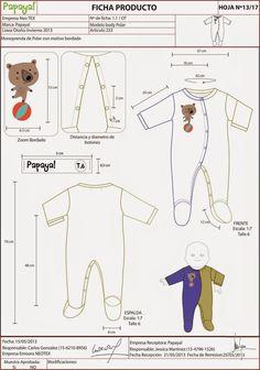 Pijama para niños talla 6