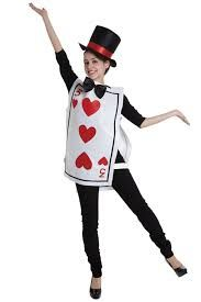Image result for playing card costume