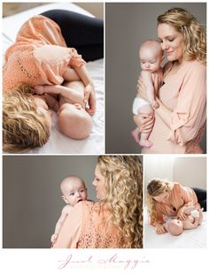 Four Month Old Baby Portraits by Just Maggie Photography - Los Angeles Maternity, Newborn, & Baby's First Year Photographer