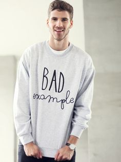 BAD EXAMPLE. - REST_FActory - Koszulki z nadrukiem