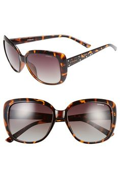 Polaroid Eyewear 57mm Polarized Sunglasses available at #Nordstrom