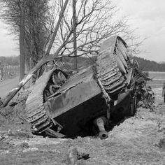 Podczas II wojny światowej Alianci spisywali numery seryjne skrzyni biegów zdobytych czołgów niemieckich. Po co? By oszacować niemiecką produkcję czołgów.