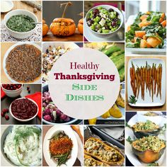 Look no further than this post with over a dozen #Healthy Vegetable Side Dishes for #Thanksgiving: A #Recipe Roundup via @MealMakeoverMom