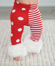 Emme - Mud-Pie - Fur Cuff Legging