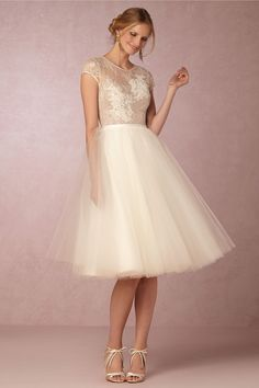 Lili Lace Dress from BHLDN