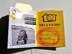 Inspírate Plus One por Mrs Diaz para Mad Scrap Project Project, Mad, Scrapbooking, Album, Cover, Books, Pictures, Mini Albums, Photos