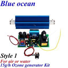 342.43$  Watch now - http://alikcs.worldwells.pw/go.php?t=2047196661 - BO-11015CNWO BO-11015CSWO, AC220V/AC110V 15g/h adjustable Ceramic tube type ozone generator Kit ozonizador gjenerator ozonit 342.43$