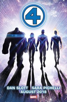 Marvel's first family is back! The Fantastic Four will return to shelves this summer with a brand new monthly series written by Dan Slott. Keep it locked to RAGE Works for more on the return of the Fantastic Four.