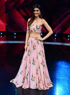 Image result for floral lehenga