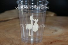 24 stork 10 oz. 12 oz. or 16 oz. disposable cup. by TipTopSupply4U, $6.25