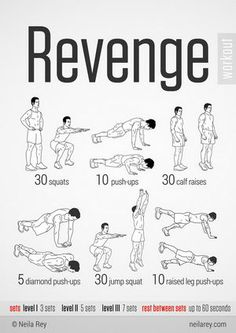 138 best visual workouts images on pinterest in 2018 exercices de