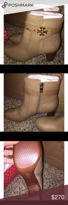 NIB Tory Burch Elina Booties NIB Tory Burch Elina Booties Tory Burch Shoes Ankle Boots & Booties