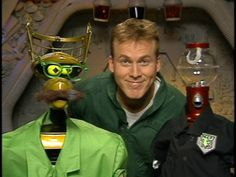 Mike and the Bots... #MST3K