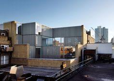 Extensão da estrada Cortina por Duggan Morris Architects