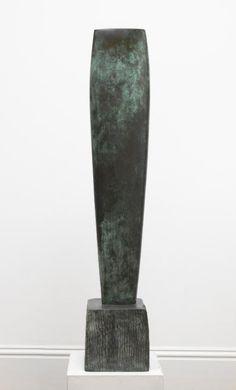 Dame Barbara Hepworth 'Single Form (Eikon)', 1937–8, cast 1963 © Bowness