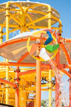 Euphoria Resort, Chania, Crete, Greece - In a specially designed area, supervised by trained personnel, kids can find exciting games to exhaust their energy, make new friends, laugh and enjoy their vacation. Top-of-the-range water slides (4 fast slides) fulfilling all safety measures and a huge swimming pool are the ultimate entertainment for your family. Waterfalls and adventurous towers are the magical scenery for kids and adults, to experience magnificent moments. In the waterpark you can… Crete Greece, Water Slides, Make New Friends, Towers, Waterfalls, Fun Activities, Waffles, Swimming Pools, Safety