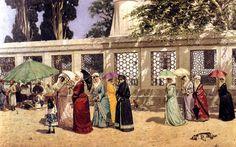 Osman Hamdi Bey, (1842 Istanbul - 24 February 1910 Istanbul)