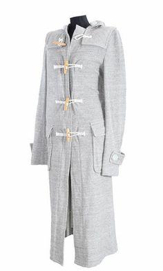 COMME des GARCONS HOMME PLUS - Studs Duffle Coat
