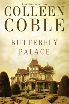Butterfly Palace by Colleen Coble ($9.99) - A beautiful romance with all the twists and turns of Colleens unique suspense throughout. - From the moment you read the first page your hooked, you'll find it is hard to put the book aside and think of anything but your new friends. - Any one who loves romance and mystery is sure to enjoy this book. http://www.amazon.com/exec/obidos/ASIN/B00DNBE91Y/electronicfro-20/ASIN/B00DNBE91Y