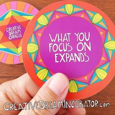 creative dream oracle cards