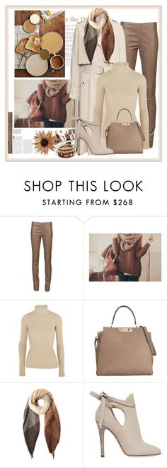 """""""Paint Palette"""" by terry-tlc ❤ liked on Polyvore featuring Drome, Jacquemus, Calvin Klein, Paul Smith, Jimmy Choo and Mudd"""