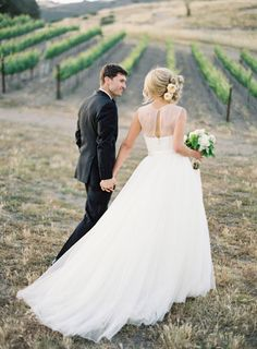 Wedding Dress Back Styles We Love - Style Me Pretty