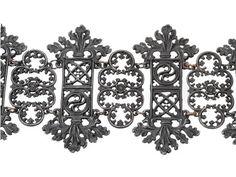 Superb Geiss Berlin Iron Bracelet