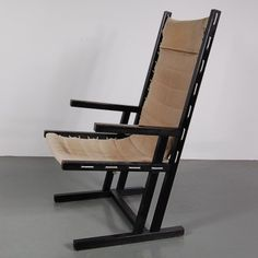 Located using retrostart.com > Lounge Chair by Unknown Designer for Casala