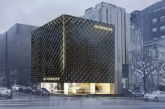 △☆idb #architecture #retail #design Givenchy in Seoul