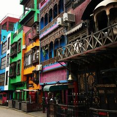 Walled City Lahore