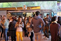 Street Food Block Party @ Evergreen Brick Works