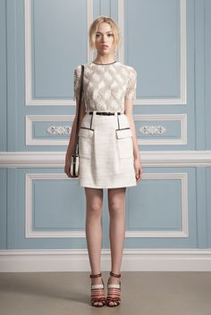 Jason Wu - Resort 2012 - Look 2 of 27