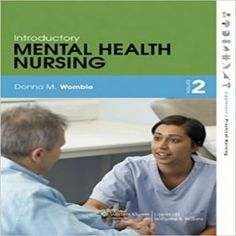 Test bank psychology from inquiry to understanding 3rd edition by introductory mental health nursing 2nd edition by womble test bank fandeluxe Images