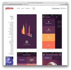 未来を感じるアプリのUIデザイン - showrtpath - iPhone,iPadウェブブラウザアプリ開発ブログ