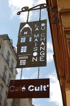 Café Cult' | Nantes, Pays de la Loire, France