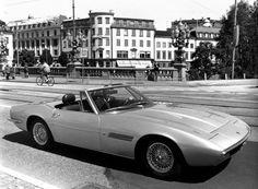 Maserati Ghibli- 1967/1973