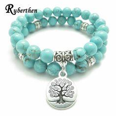 Tree of Life Yoga Bracelet