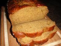 healthy makeover pumpkin bread