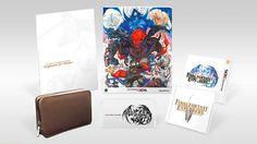 Come annunciato la settimana scorsa, Final Fantasy Explorers, uscirà in Giappone il prossimo 18 dicembre esclusivamente su Nintendo 3DS. Oggi Square-Enix ha annunciato che oltre al gioco in versione liscia, verrà rilasciate una edizione da collezione con all'interno... #edizione #collezione #final #fantasy #explorer