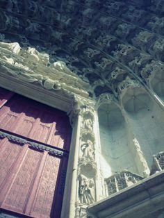 Cathédrale Saint-Etienne à Auxerre. #SecretsAuxerre