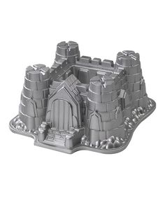 Another great find on #zulily! Nordic Ware Nonstick Castle Bundt Pan by Nordic Ware #zulilyfinds