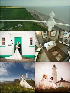 Unusual wedding venues: Get married in a lighthouse!
